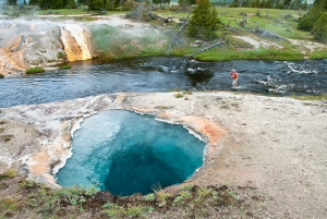 Firehole River, Yellowstone Park, 2