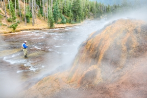 Gibbon River, Yellowstone Park 1