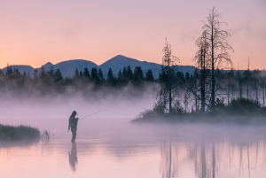 Hebgen Lake, Montana, 5