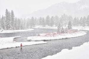 Madison River, Montana, 1