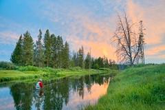 Duck Creek, Montana, 1