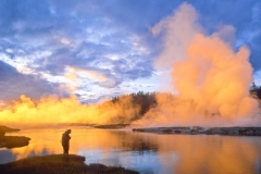Firehole River, Yellowstone Park, 3