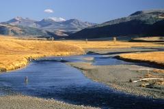 Lamar River, Yellowstone Park, 1