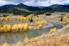 Soda Butte Creek, Yellowstone Park, 1