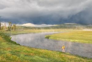 Firehole River, Yellowstone Park