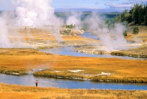 Firehole River, Yellowstone Park