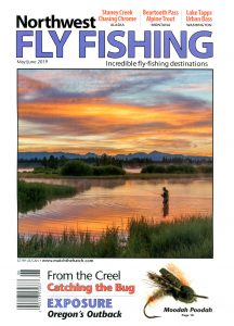 Northwest Fly Fishing Cover Image