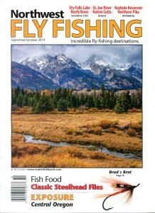 Northwest Flyfishing Cover Image