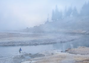 """The Frigid Calculus Of Flyfishing"""